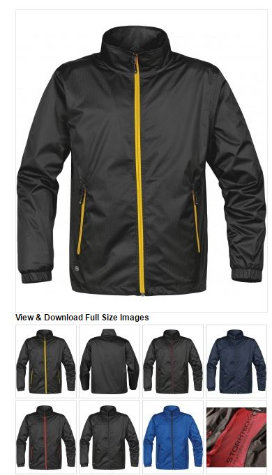 STORMTECH - YOUTH AXIS SHELL JACKET - GSX-1Y