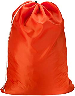"Laundry Bags, 210 Denier, 26""W x 38""L - Orange"