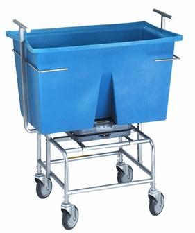 Mobile Scale with Poly Tub - RB51PL