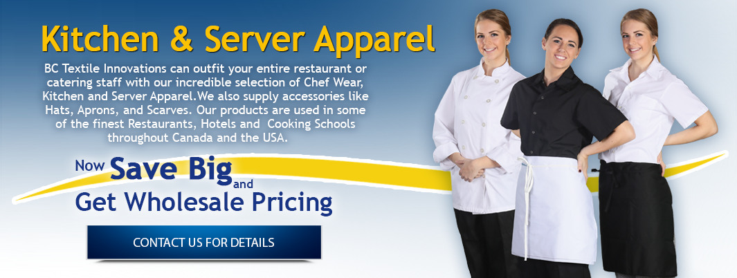 Chef and Kitchen Apparel
